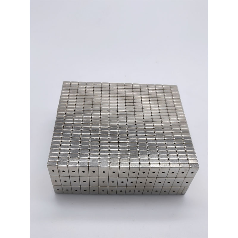 Strong and Uniform magnetism square Neodymium Magnet