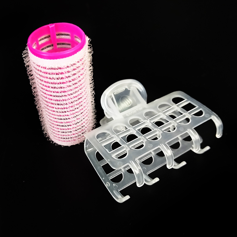 Customized ABS plastic molding women use cosmetic hair divider