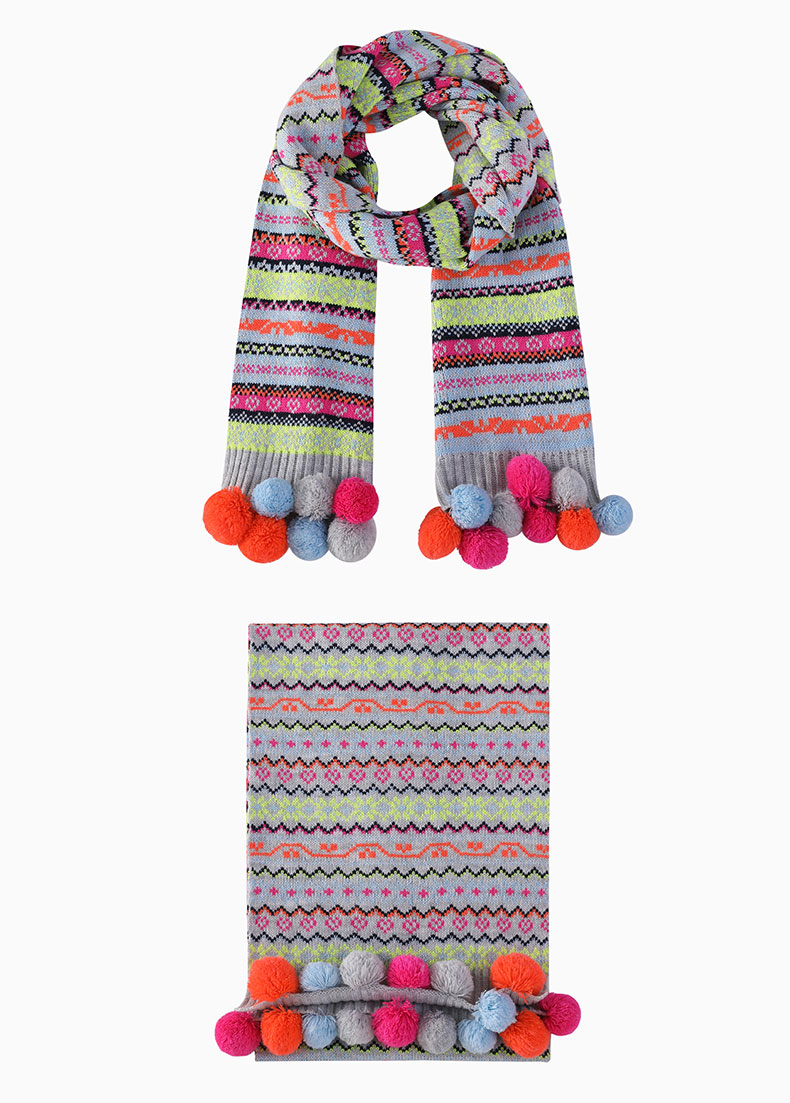 cheap knitted scarves