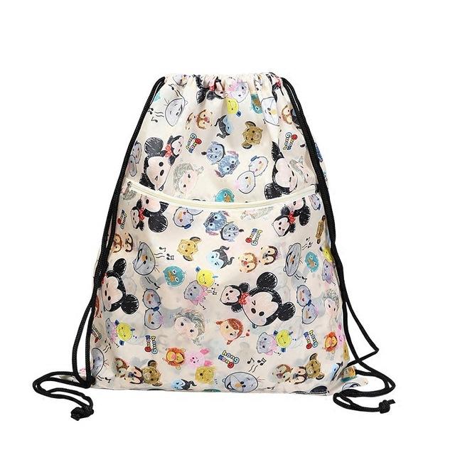 Disney cartoon diaper bag