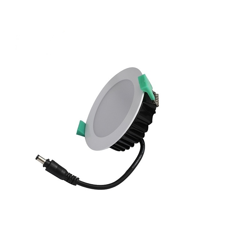 Dimmable Plastic LED Downlight