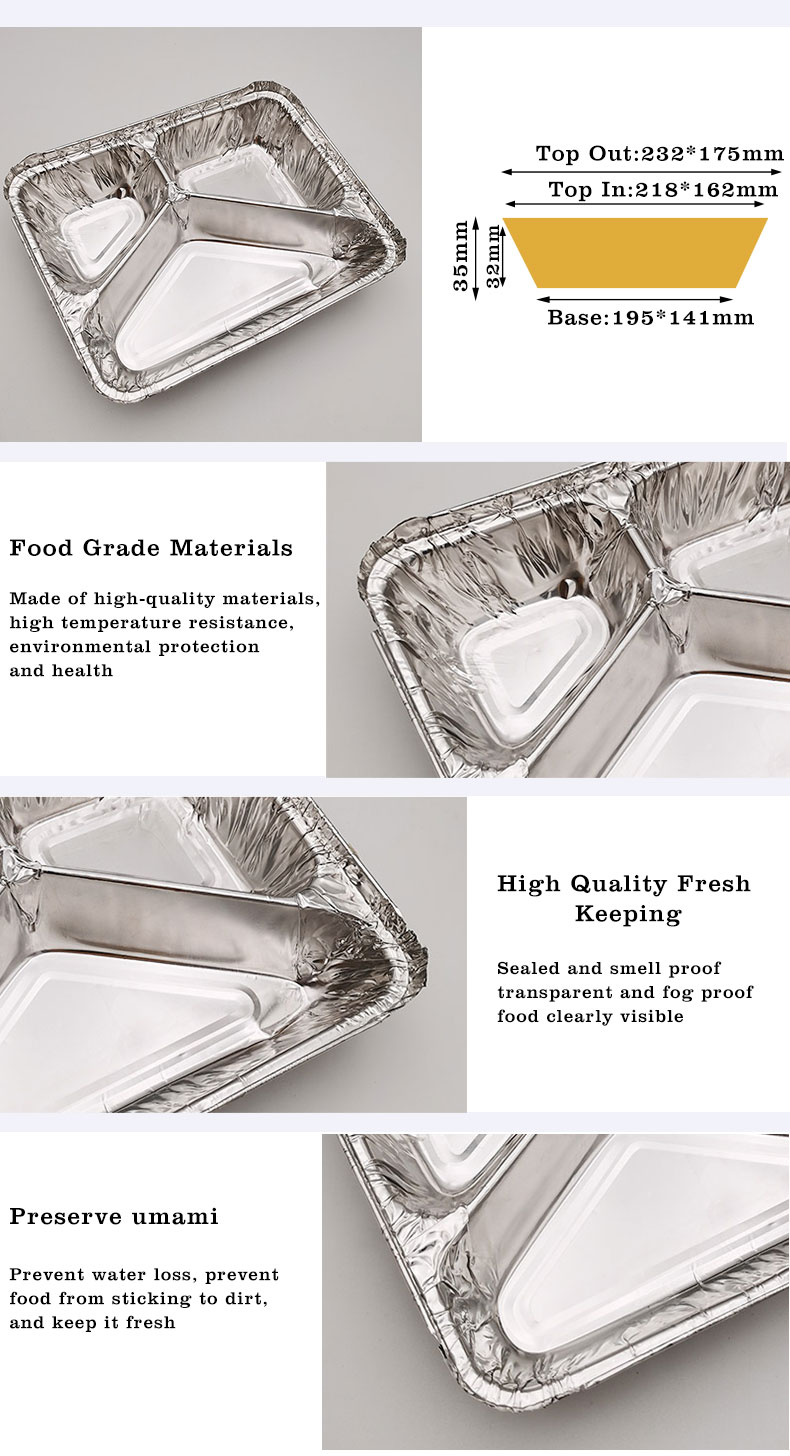 aluminium foil tray in microwave oven Manufacturers