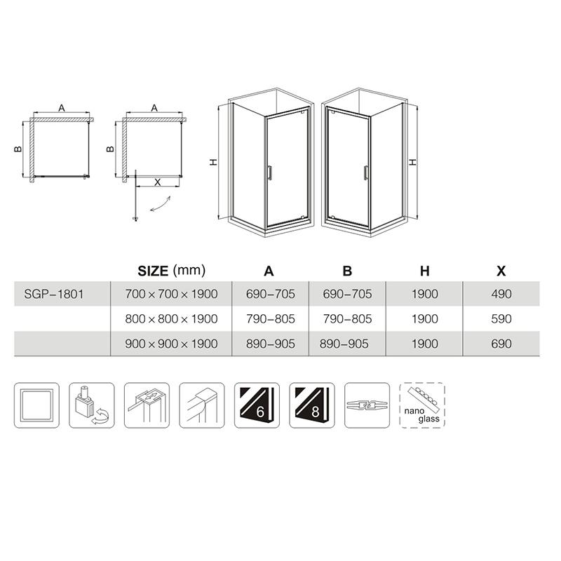 portable outdoor shower enclosure manufacturers