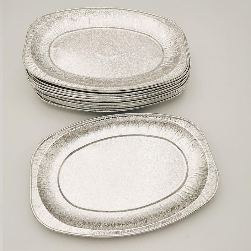 aluminium foil roasting tray