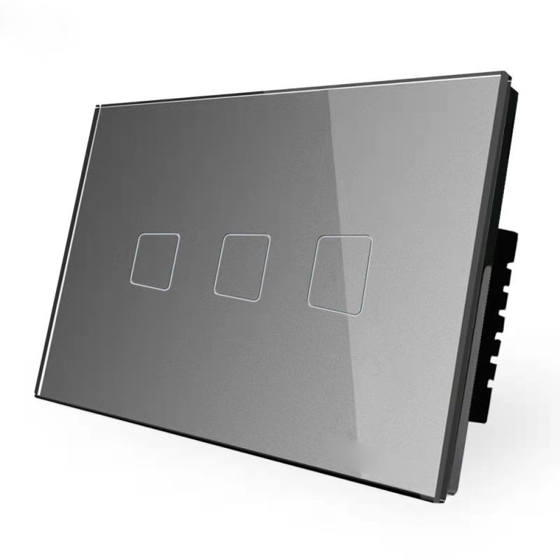 16A Universal Two Colors US Smart Wifi Touch Switch