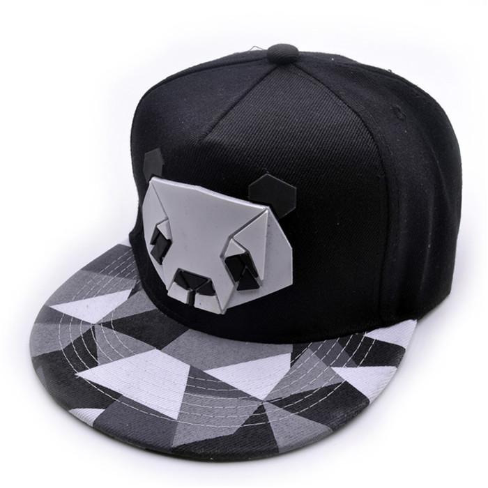 Panda Summer Baseball Cap