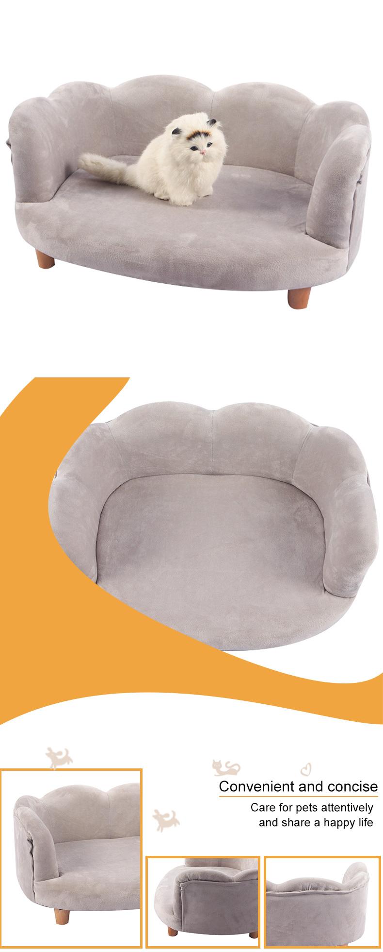 fancy cat sofa pet supplies