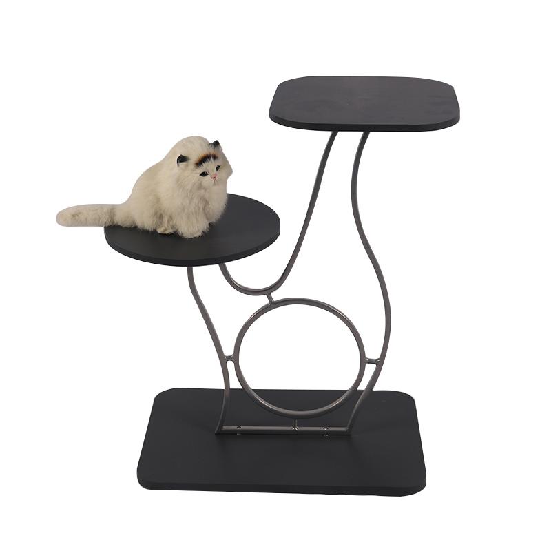 Metal cat platform pet product