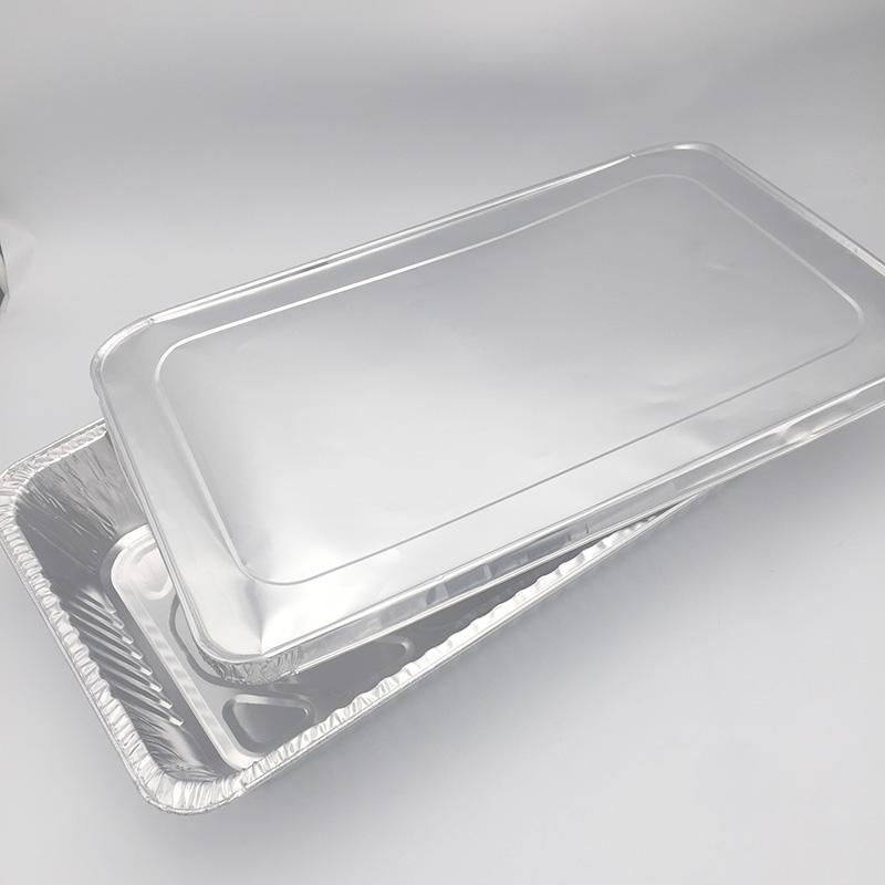 bbq disposable aluminium foil trays Supplier