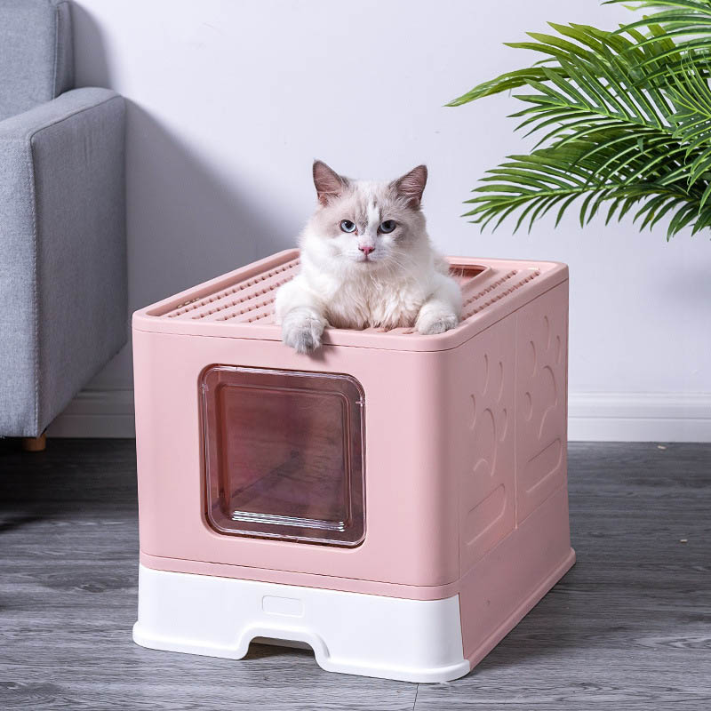 Foldable cat litter box Manufacturer