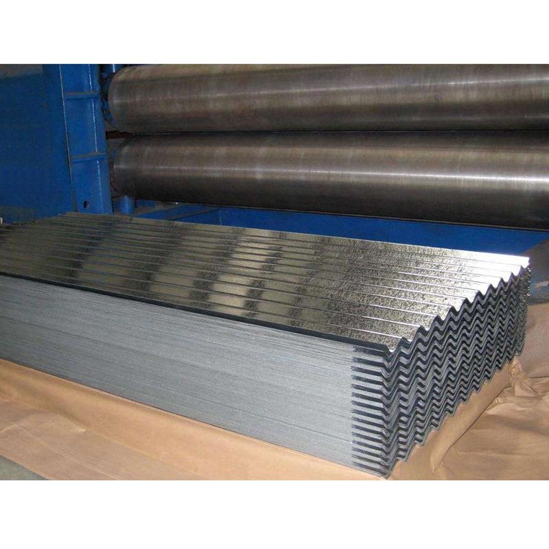 Big  Galvanized Steel Roofing Sheet