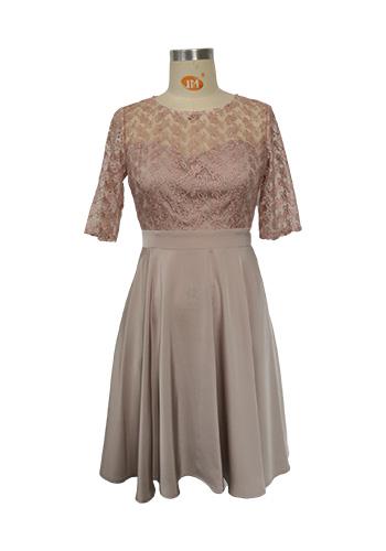 Betty EMB dress-