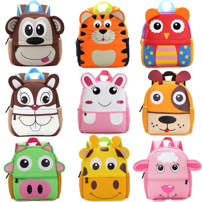Cute Kid School Bags Backpack