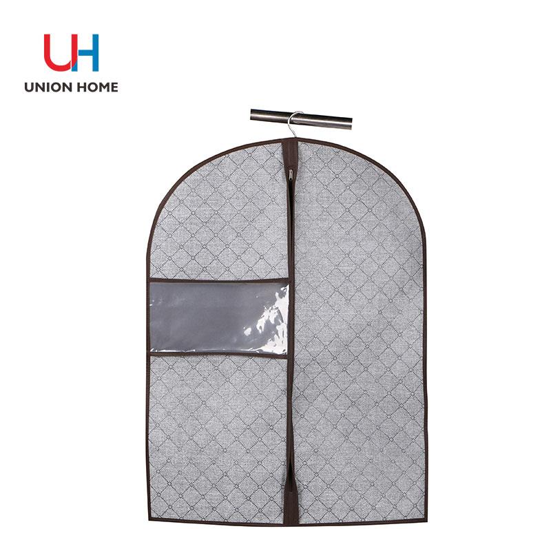 Bamboo charcoal cloth garment bag