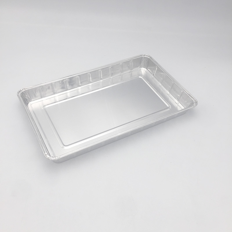 aluminium foil containers sizes