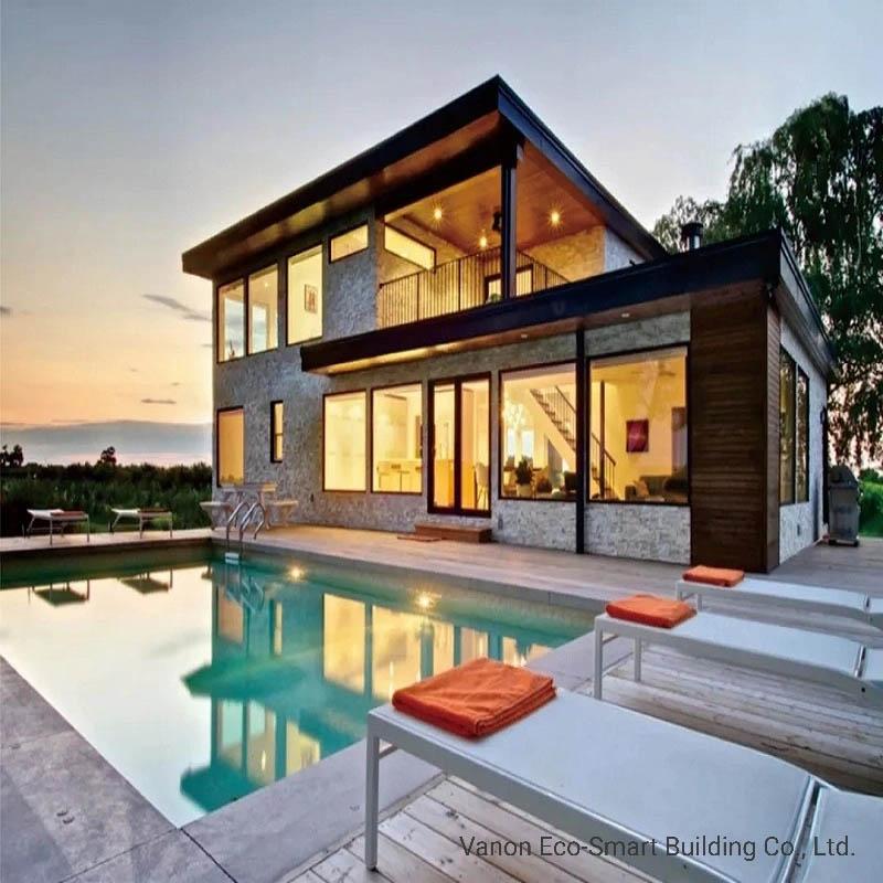 light steel villa house
