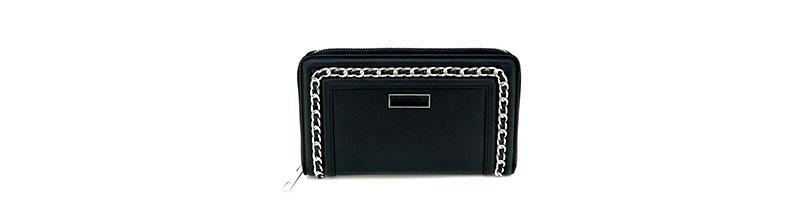 Black belt bag for women