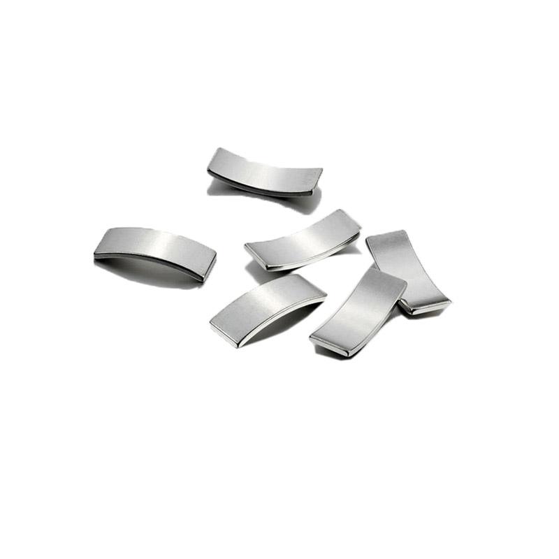 Small Arc Neodymium Magnet