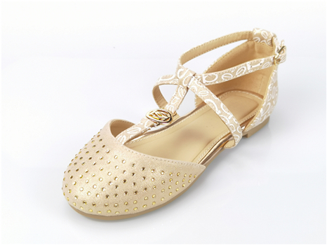 Women patent PU footwear