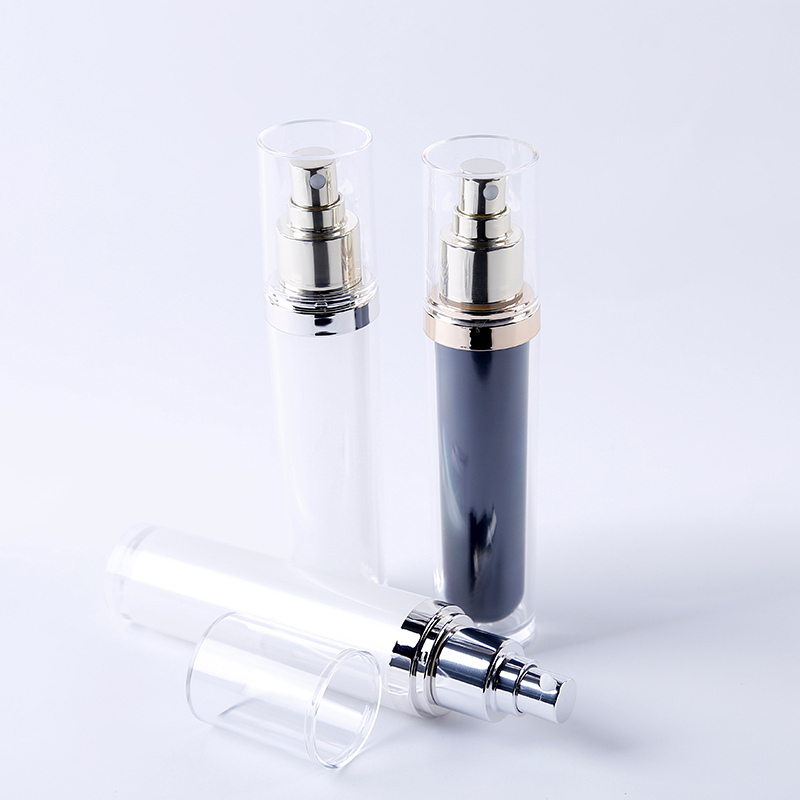 square cosmetic bottles