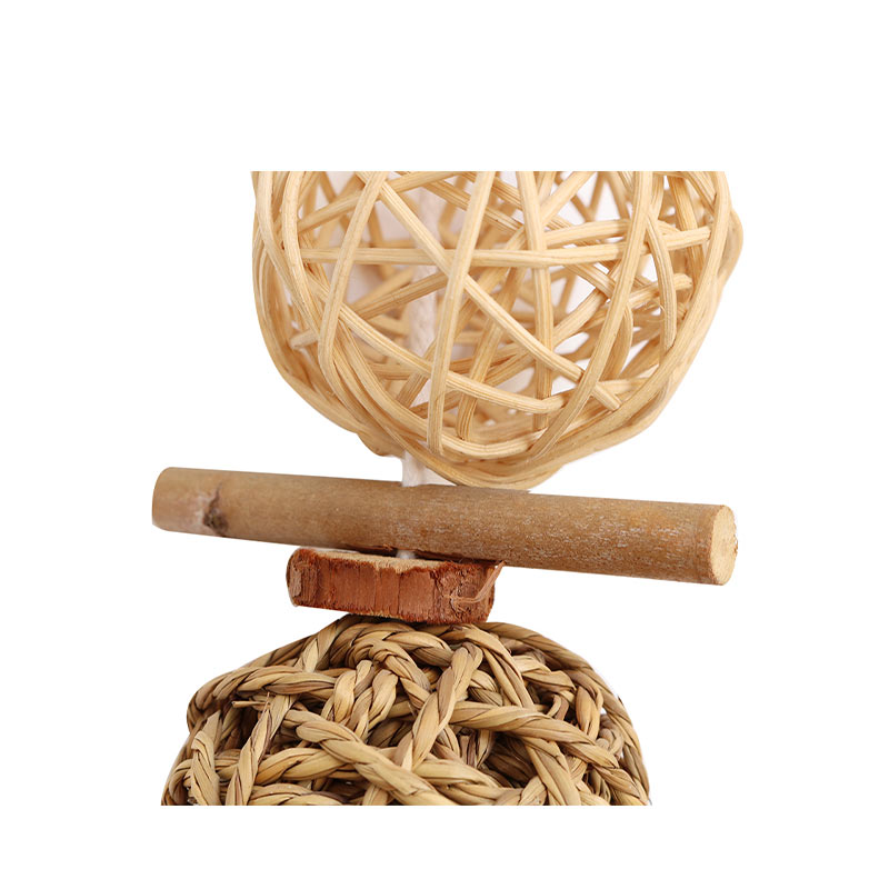 RRattan weaving toys pet