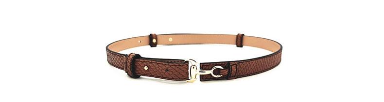 leather belt womens Manufacturer