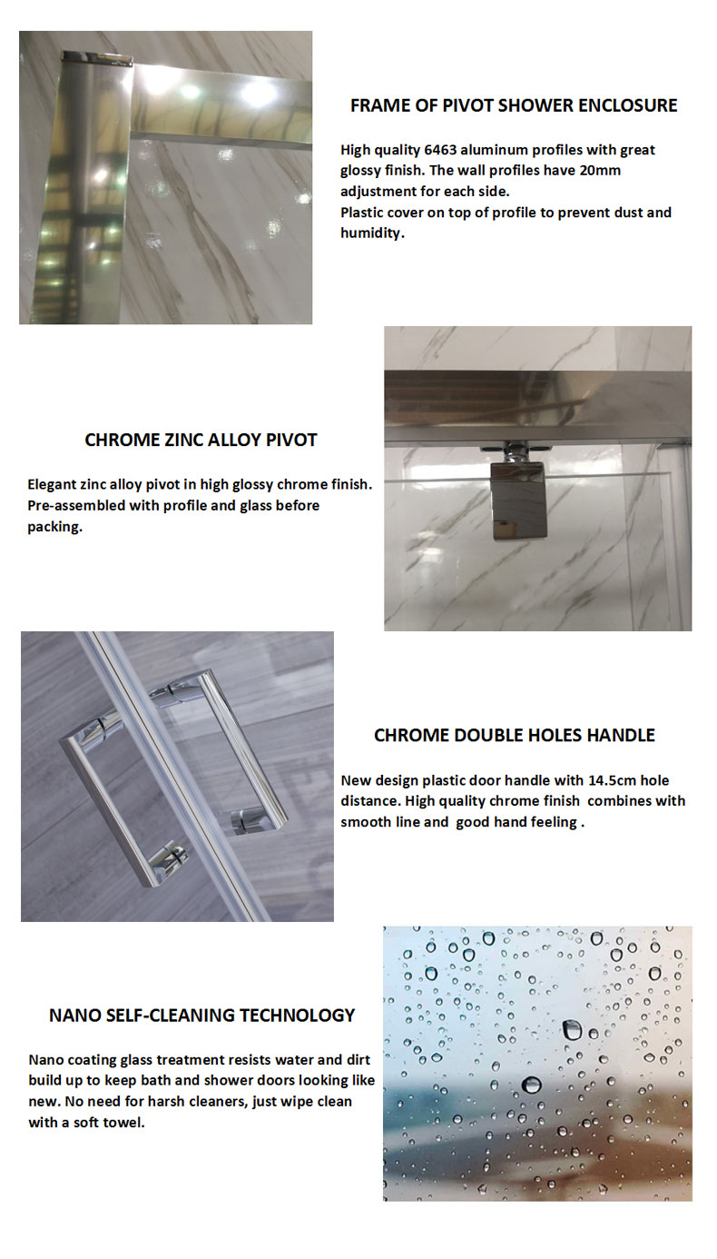 tub shower doors manufacturers