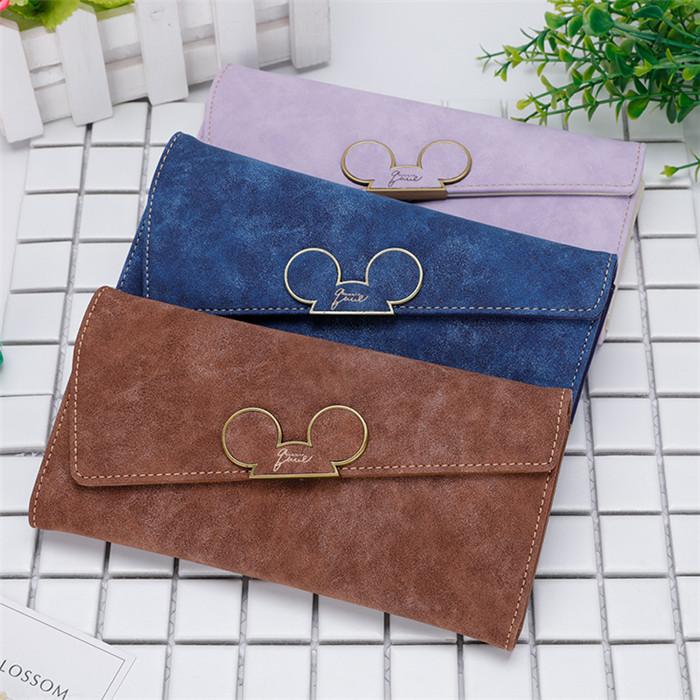 lady Card Scrub wallet