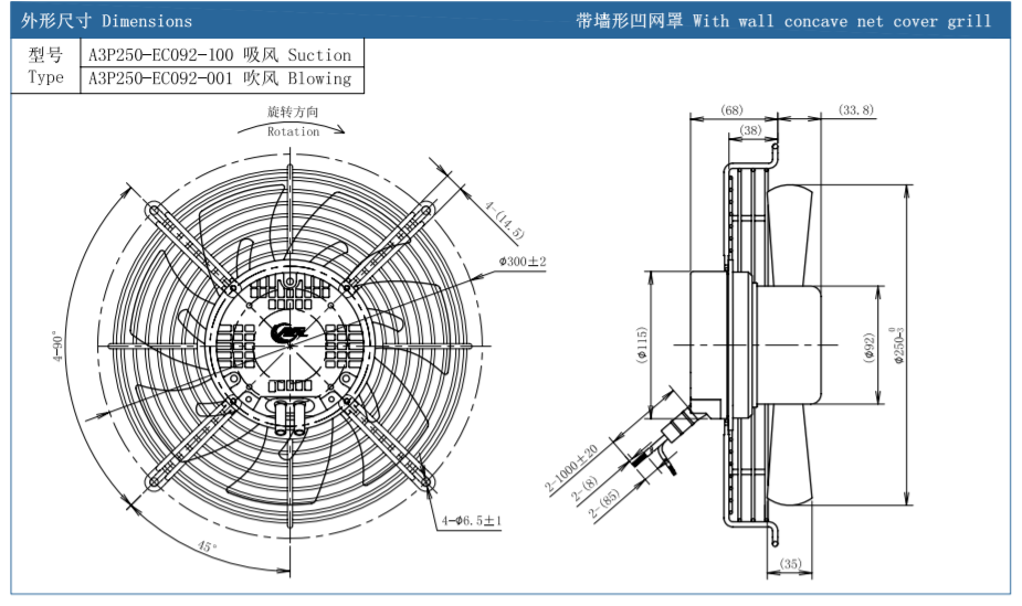 Centrifugal fan,ec fan,axial fan,blower fan,radial fan,EC motor,external rotor motor,DC fan,DC motor,DC brushless motor