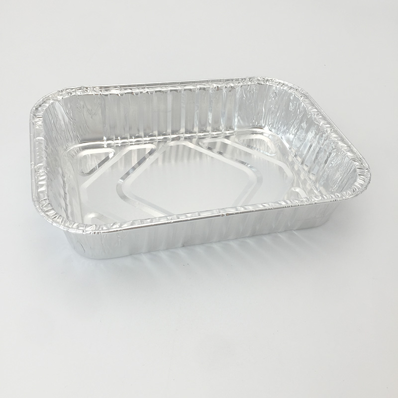 aluminium foil serving trays