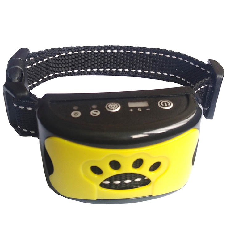 Anti barking collar