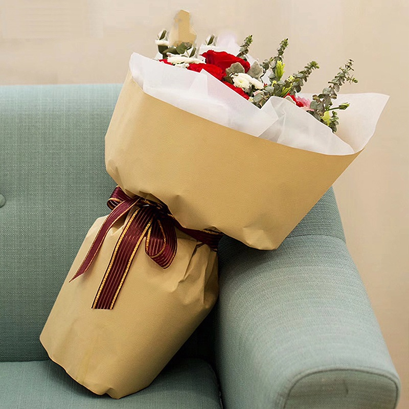 Wrapping paper for flowers