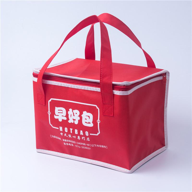 Square food cooler Bag