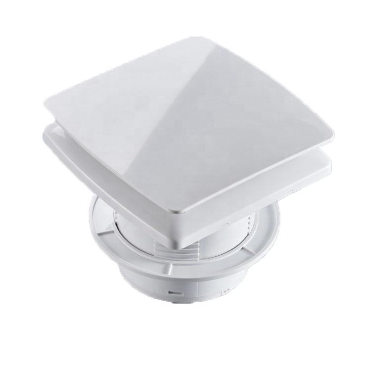 Bathroom Wall Mount Air Blower HVAC Hydroponic Extractor Exhaust Fan