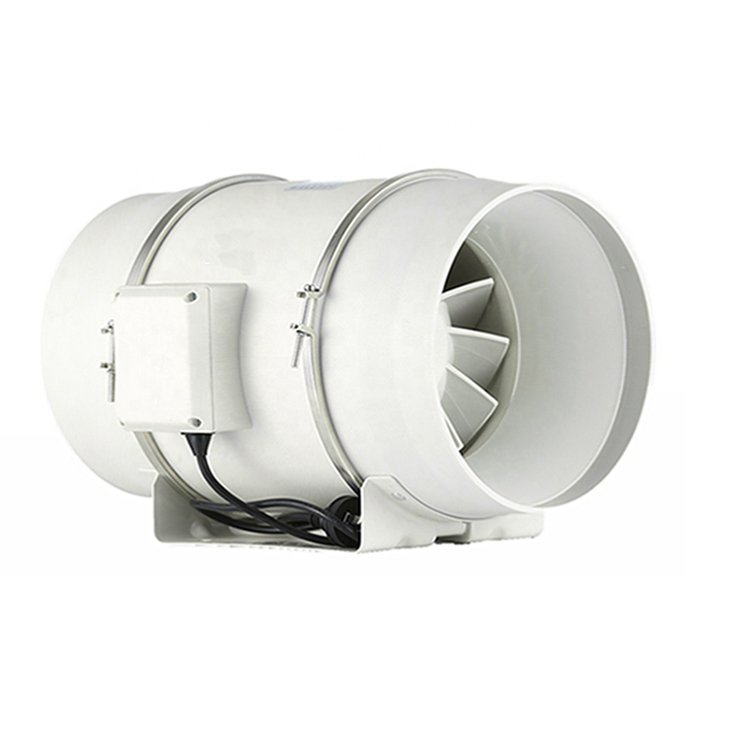 240V CE and SAA Standard Mixed flow Silent Inline Duct Fan