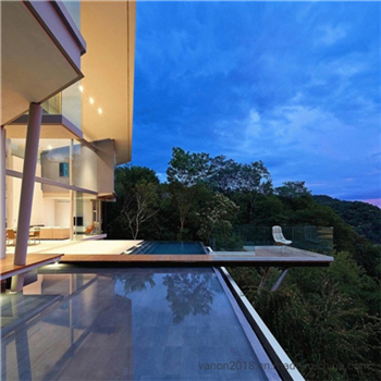 Steel Structure Villa for Holiday