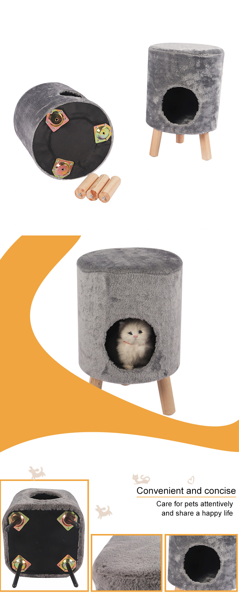 Cat's nest