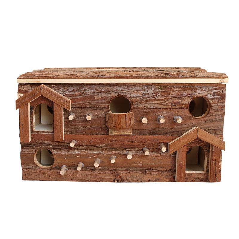 Bark hamster maze house pet supplies