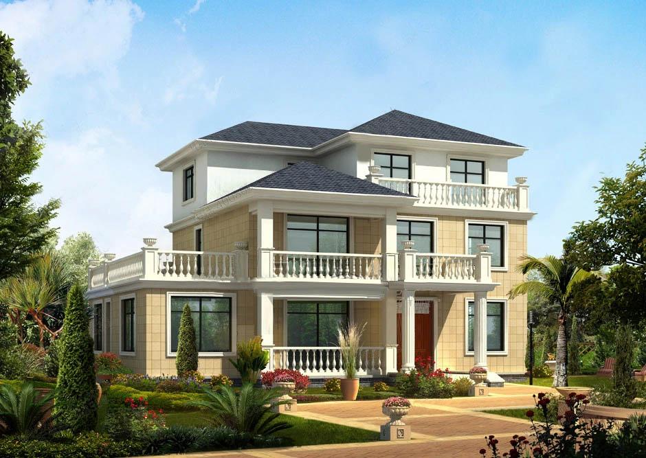 Light Steel Frame Cheap Modular Villa House