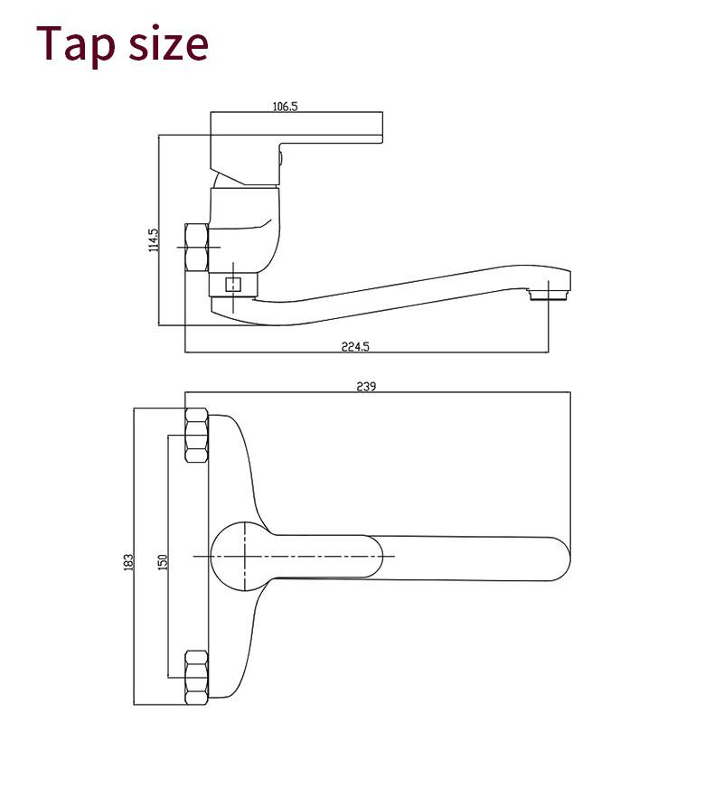 shower mixer taps