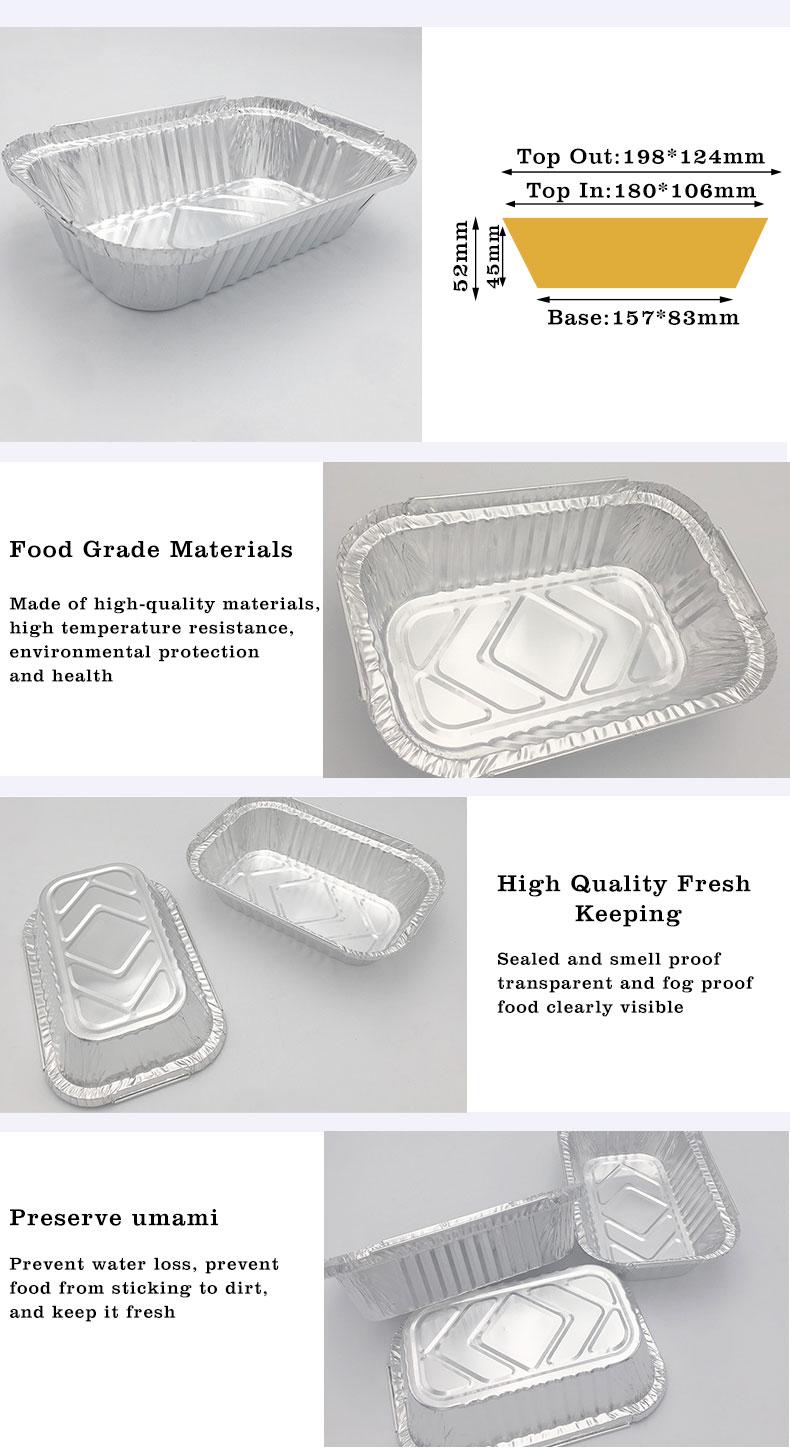 Aluminium foil container distributor Supplier