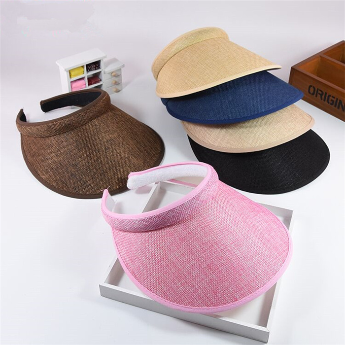 Women Casual Sun Visor Hat