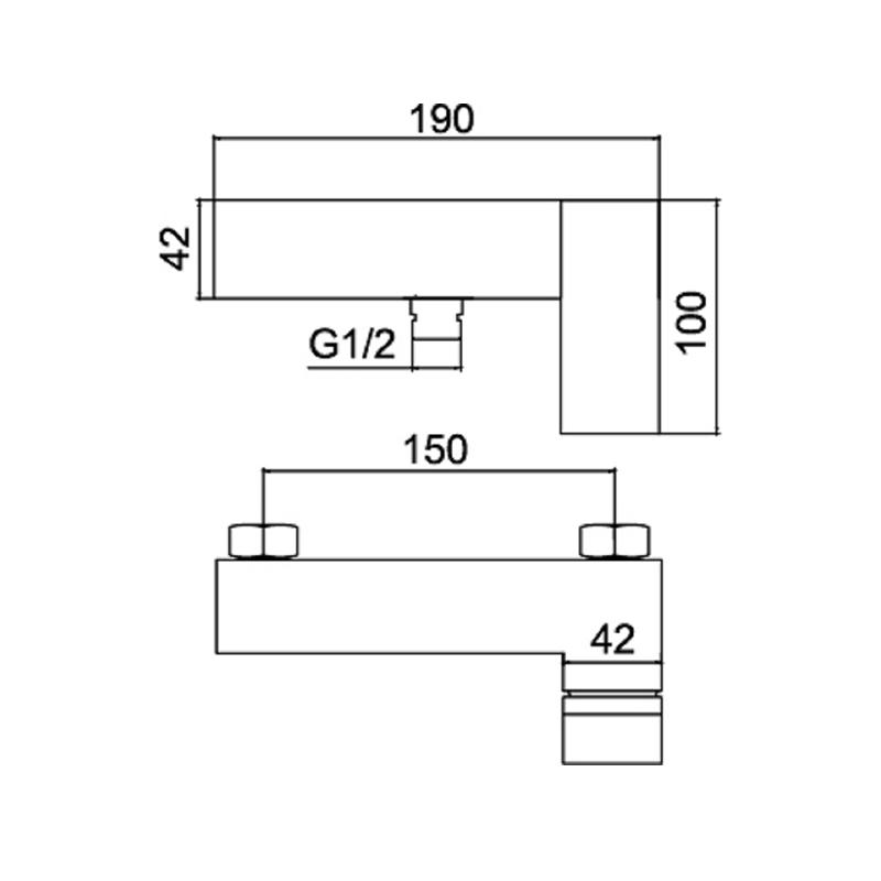 Single Level Shower Mixer manufacturers