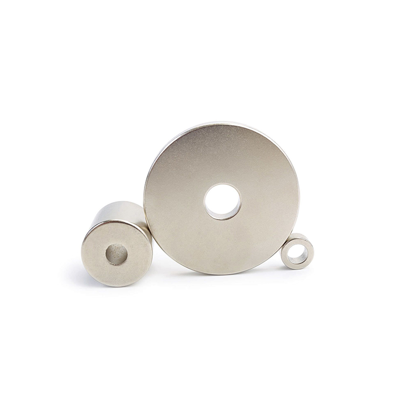 Strong and Uniform magnetism Ring Neodymium Magnet