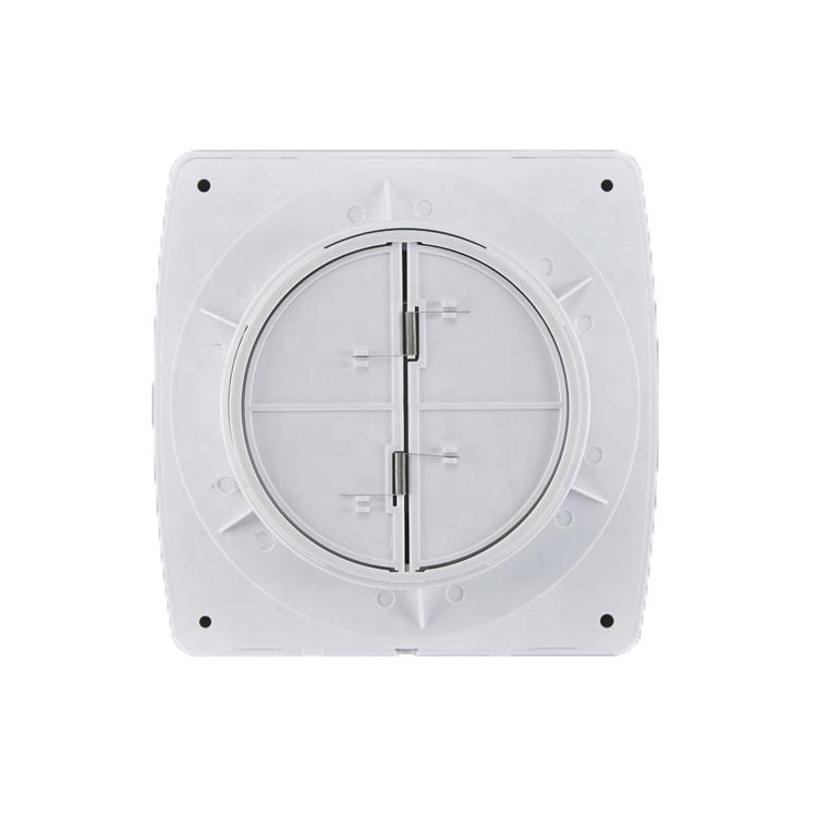 Axial Flow Inline Fan Wall Mounted Ventilation Exhaust Fan