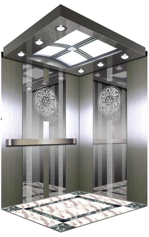 elisha passenger elevator