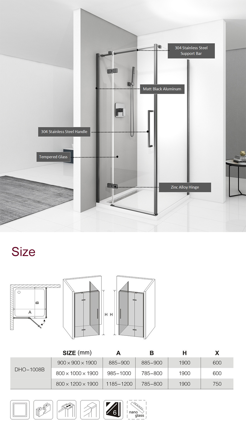 half wall glass shower enclosure,half wall glass shower enclosure manufacturers