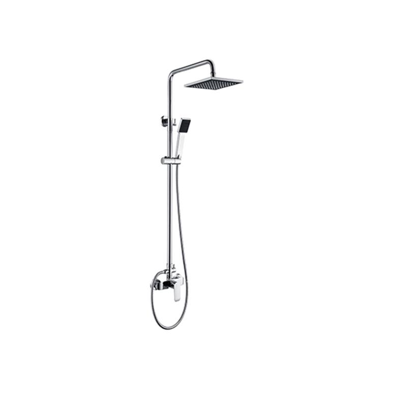 thermostatic shower mixer valve