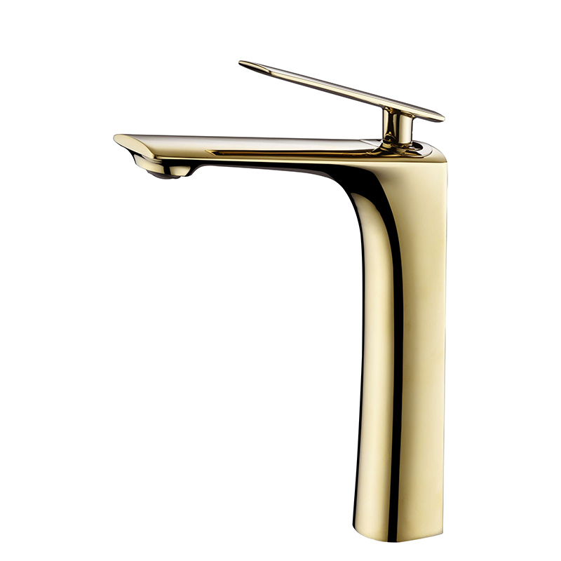 Single Level High Body Basin Faucet