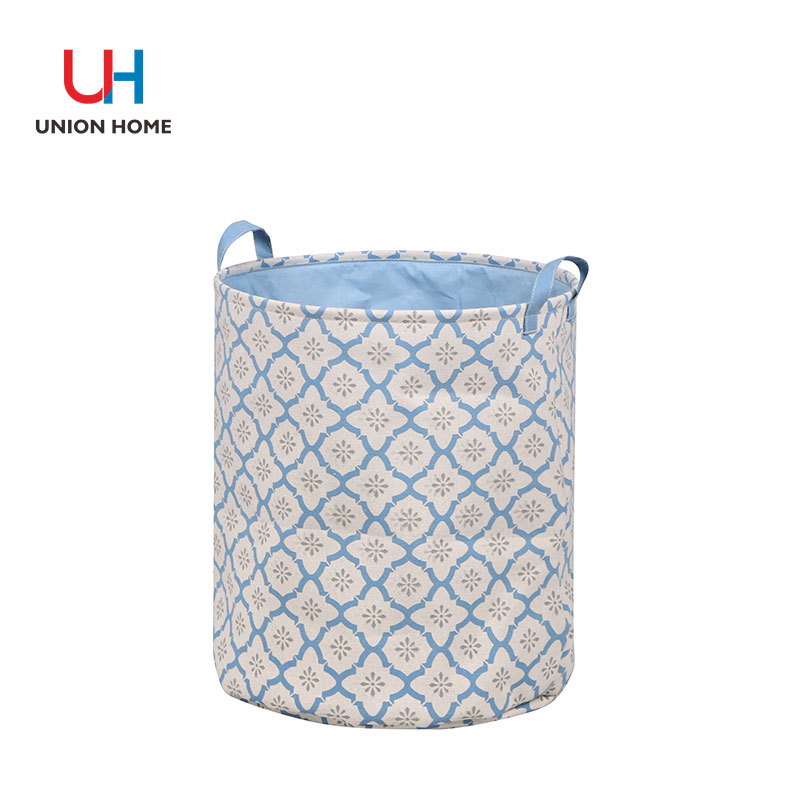 Multi-usage terylene storage bucket